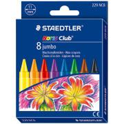 Crayons Staedtler Noris Club Jumbo Wax (Pack of 8)