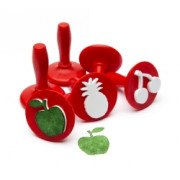 Paint Stamper EC Fruit Set (Pack of 6)