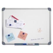 Whiteboard Penrite Aluminium Frame Magnetic 900x600mm