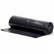 Garbage Bags - Bin Liners 75 Litres - Black (Pack of 250)