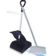 Lobby Dustpan Set -  Black