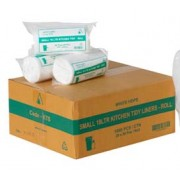 Garbage Bags - Bin Liners 18 Litres - White
