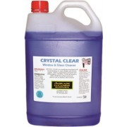 Crystal Clear Glass Cleaner 5L