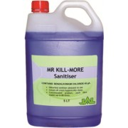 Mr Kill-More Sanitiser 5L