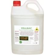 Killbac Food Prep Sanitiser 5 Litres