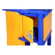 Edco Cart Cabinet + Lock