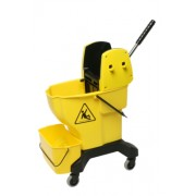 Enduro Wringer Bucket - Yellow