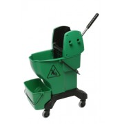 Enduro Wringer Bucket - Green