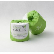 Caprice Green Toilet Roll 400C