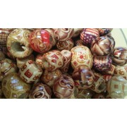 Multicultural Threading Beads 200g