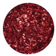 Glitter Flake - Red 1Kg