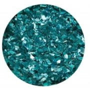 Glitter Flakes Turquoise 1kg