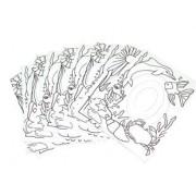 Cardboard Frame 2 Designs 10pk