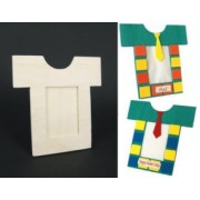 Wooden Frame Shirts 140mm 10pk