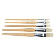 Flat Brush Set 60 L/H Piece