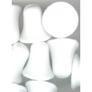 Styrene Xmas Bells (Pack of 25)
