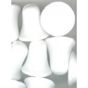 Styrene Xmas Bells (Pack of 25)