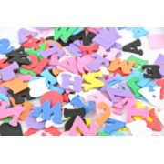Foam Letters (Pack of  300)