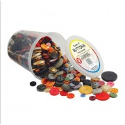 Bucket of Buttons 500g