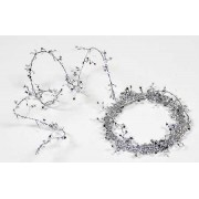 Garland Stars Silver 9ft