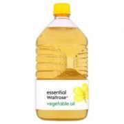 Vegetable Oil (2 Litres)