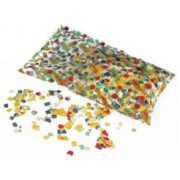 Confetti Assorted Colours 1kg