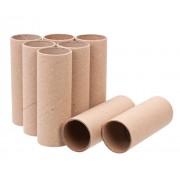 Papier Mache Tubes 12x4cm 50pk