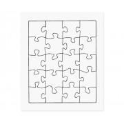 Cardboard Jigsaw 20 Pack