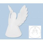 Cardboard Angels 3D 10 Pack