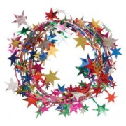 Star Garland Multi 2.7m