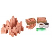 ECO Bricks- reusable 144 Pieces