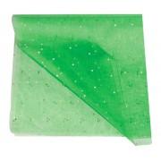 Poly Organza 70cm x 10m Green