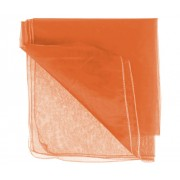 Poly Organza 70cm x 10m Orange