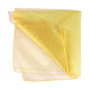 Poly Organza 70cm x 10m Yellow