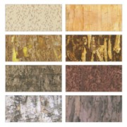 Bark Paper A3 - Assorted (40 Sheets)