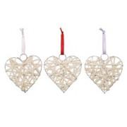 Mesh Hearts 10s