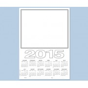 Cardboard Calendar Blanks A3 2020 10 Pack