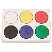 Paint Block - Basic (Set of 6)