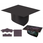 Scratch Graduation Hats 20s
