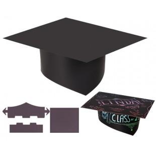 Scratch Graduation Hats 20s