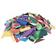 Craft Foamies Shapes (Pack of 360)