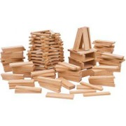 Wooden Building Planks (200 pieces)