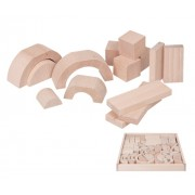 Wooden Blocks (83 pieces)