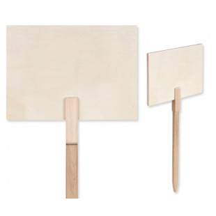 Wooden Display Signs 5s