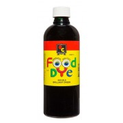 Food Dye Liquid Green 500ml