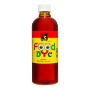 Food Dye Liquid Yellow 500ml