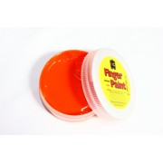 Finger Paint 250ml - Orange