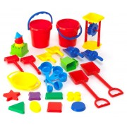 Sand Play Classroom Set 30p