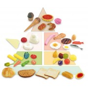 Shopping - Food Pyramid Set41p