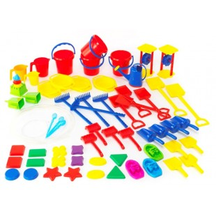Sand & Water Classroom Set 60p